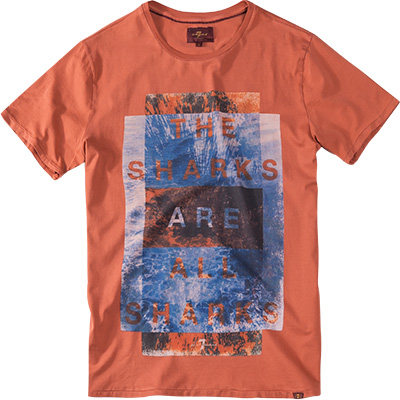 7 for all mankind T-Shirt S5M0051RE