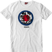 Merc T-Shirt Granville weiß