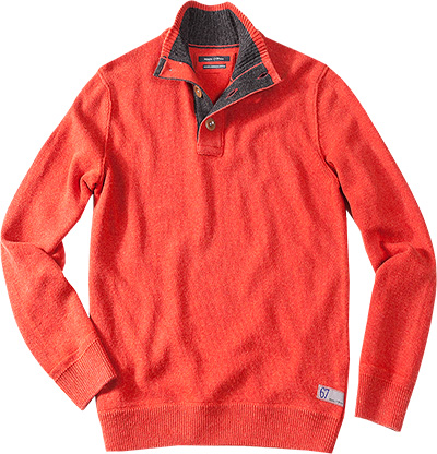 Marc O'Polo Troyer blutorange 330/5118/60452/342
