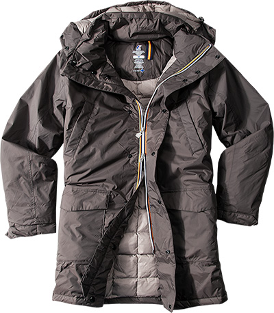 K-WAY Jacke Edmond Thermo Plus K003XS0/C99