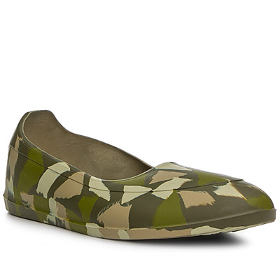 SWIMS Galosh Classic camo green