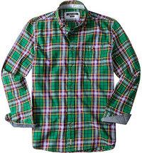 Marc O'Polo Hemd grün