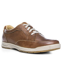 Clarks Stafford tan leather