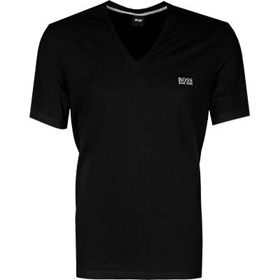HUGO BOSS V-Shirt schwarz 50203938/001