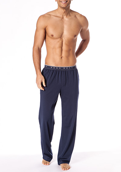 HUGO BOSS Long Pants marineblau 50198854/499