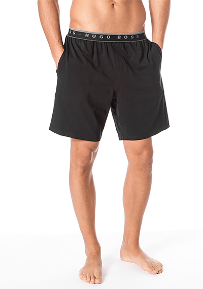 HUGO BOSS Shorts Pants schwarz 50203992/001