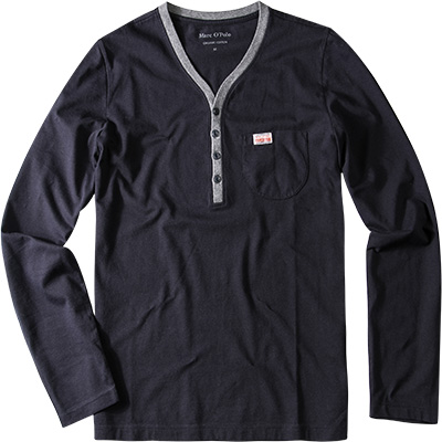 Marc O'Polo T-Shirt dunkelblau 330/2066/52352/872