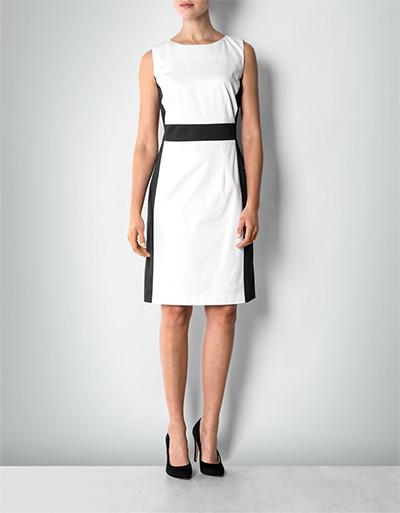 Daniel Hechter Damen Kleid weiß 5072/75096/001