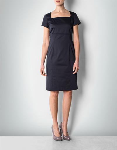 daniel hechter damen kleid marine etui im femininen stil. Black Bedroom Furniture Sets. Home Design Ideas