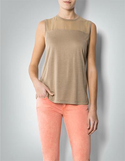 Tommy Hilfiger Damen T-Shirt beige 1M8763