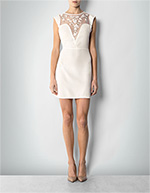 KOOKAI Damen Kleid crémeweiß P4002/A4