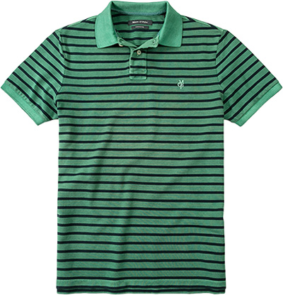 Marc O'Polo Polo-Shirt grün 421/2266/53032/450