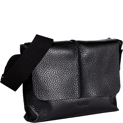 Milano Messenger Bag schwarz