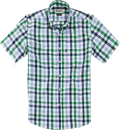 Barbour Hemd Windermere Ss MSH3137GN31