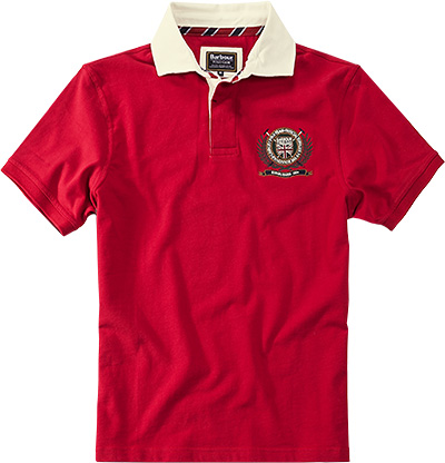 Barbour Crest Polo-Shirt MML0364RE91