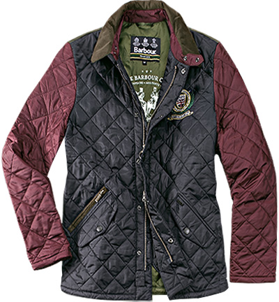 Barbour Jacke Crazy MQU0550NY91