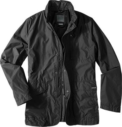 GEOX Jacke schwarz M4220J/T2063/F9000 Sale Angebote