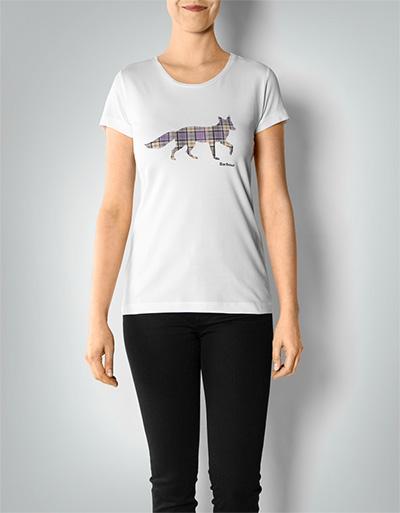 Babour Damen T-Shirt Fox LTS0011WH11