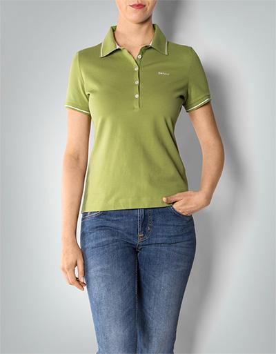 Babour Damen T-Shirt Chroma Polo LML0285GN31