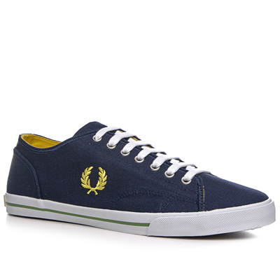 Fred Perry Ross Canvas marineblau B4201/266