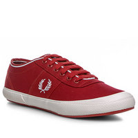 Fred Perry Woodford Twill tomatenrot