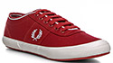 Fred Perry Woodford Twill tomatenrot B4210/696