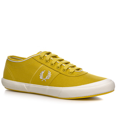 Fred Perry Woodford Twill ockergelb B4210/994