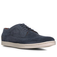 Fred Perry Eton Suede marineblau