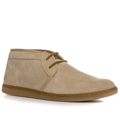 Fred Perry Claxton Mid Suede beige B4257/363