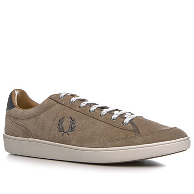 Fred Perry Hopman Suede beige B4226/627