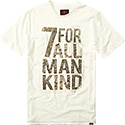 7 for all mankind T-Shirt S5M0X67LG