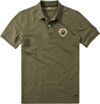 Fire + Ice Polo-Shirt Tiger