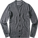 Marc O'Polo Cardigan anthrazit 423/6052/61272