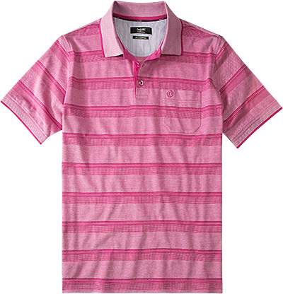 bugatti Polo-Shirt Avallon pink 95106/8551/850