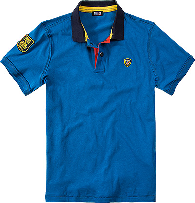 Blauer. USA Polo-Shirt BLUT02345/002291/850