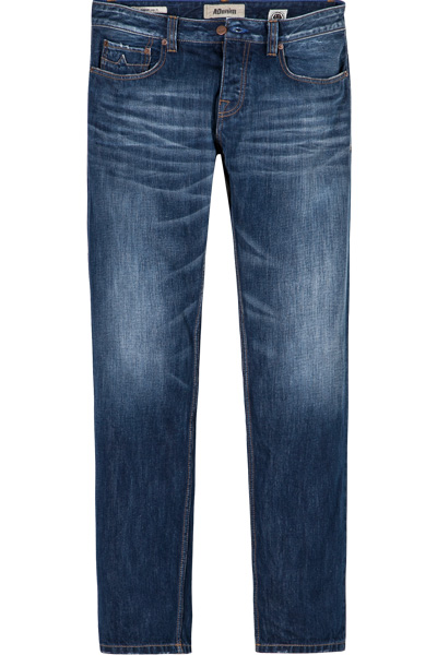 ADenim Streaky Light Denim blau 8549/Adam/872