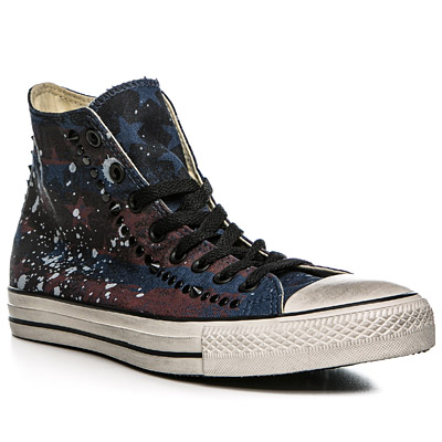 AS Studded Hi blau