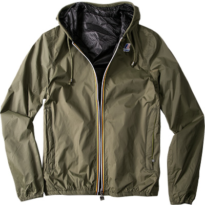 K-WAY Jacke Jacques Plus Double K002XP0/F36