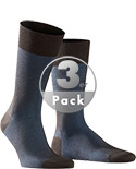 Falke Fine Shadow Socken 3er-Pack 13141/5933