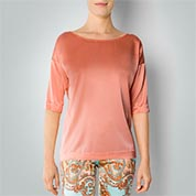 joyce & girls Damen Bluse 3014/salmon