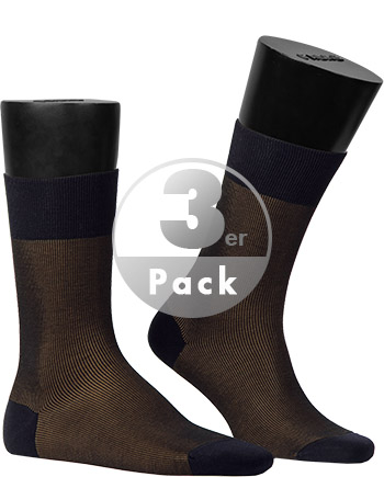 Falke Fine Shadow Socken 3er-Pack 13141/6374