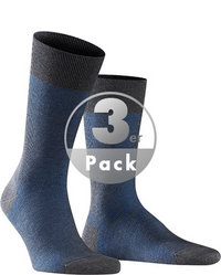 Falke Fine Shadow Socken 3er-Pack