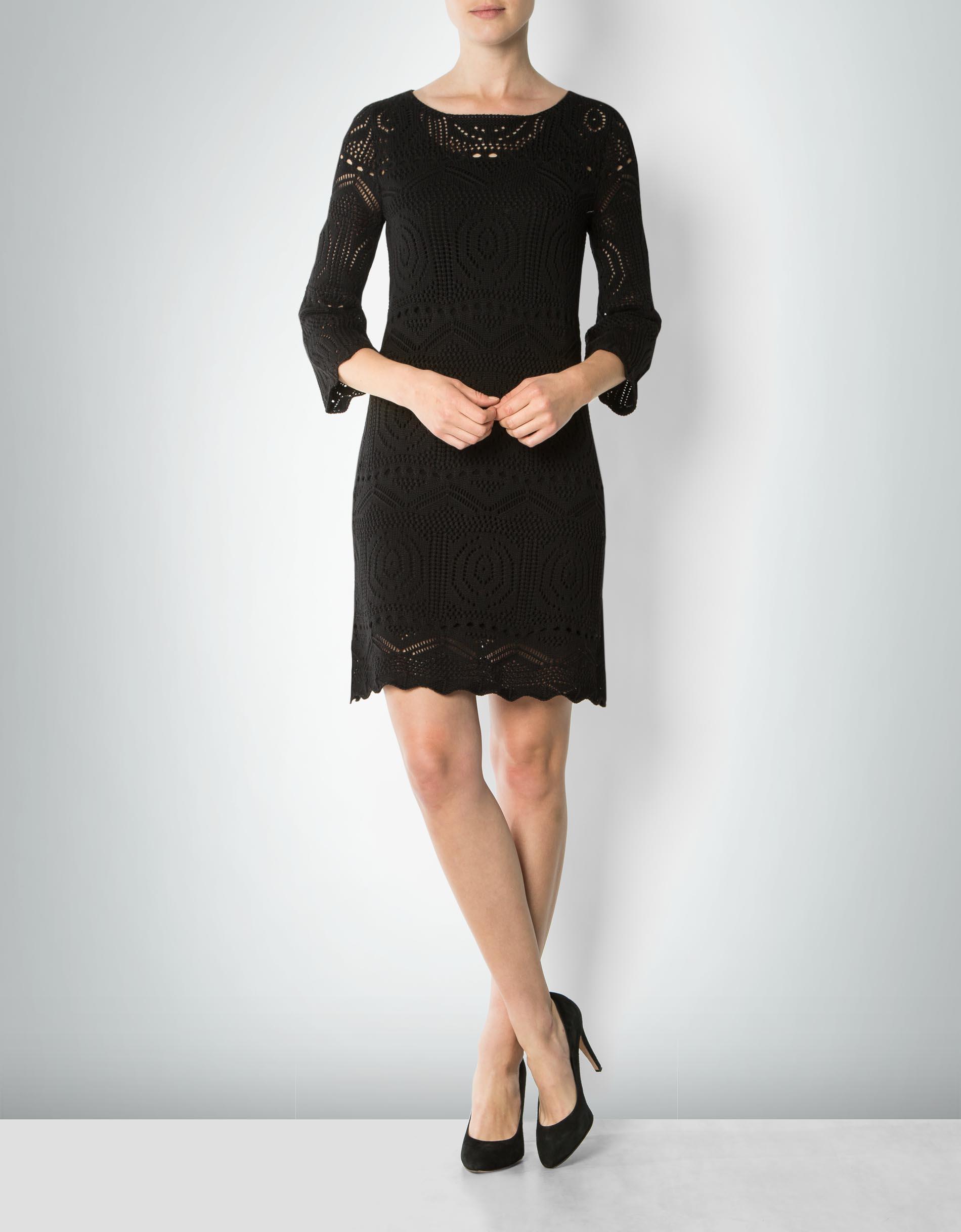 liu jo damen kleid im lochstrick empfohlen von deinen. Black Bedroom Furniture Sets. Home Design Ideas