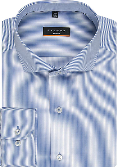 ETERNA slim fit Cotelé 4610/F182/10