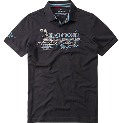 RAGMAN Polo-Shirt 6004193/070