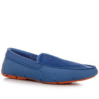 SWIMS Flat Loafer blue-orange