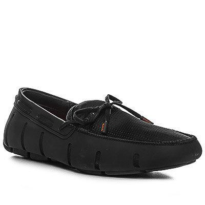 SWIMS Lace Loafer 21202/black