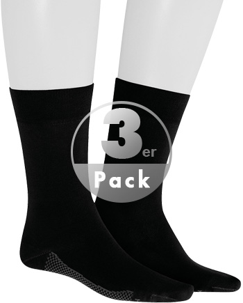 Hudson Dry Cotton Socken 3er Pack 014250/0005