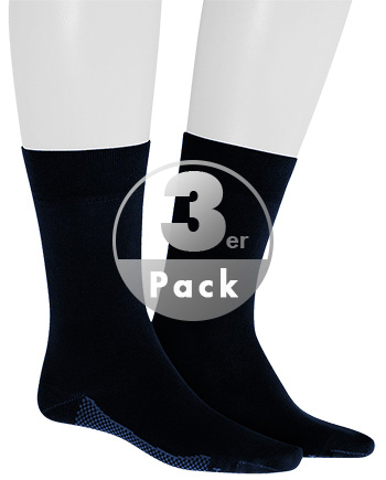 Hudson Dry Cotton Socken 3er Pack 014250/0335