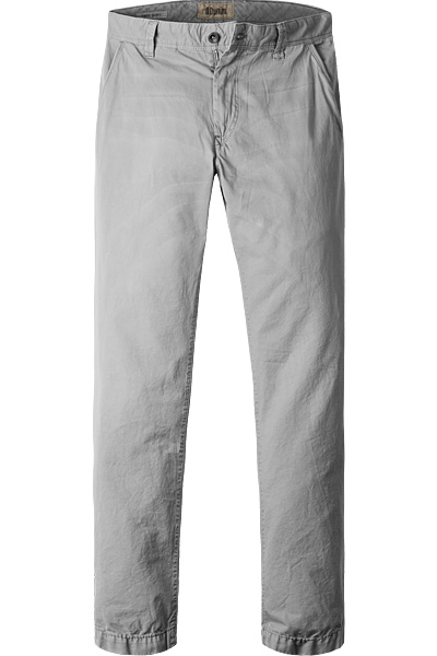 ADenim Dyed Twill Chino grau 8501/Andy/912